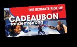 Tandembon vrijdag/weekend en feestdagen